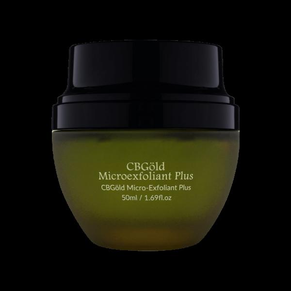 CBGöld Microexfoliant Plus details